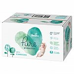 3 x Pampers Pure Protection Diapers (Super Pack) $44.97