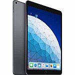 """Apple iPad Air (10.5"""") Wi-Fi 64GB $449"""