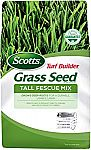 Scotts Turf Builder Grass Seed Tall Fescue Mix - 3 Lb. $6.66