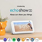 New Release: Echo Show 5 – Compact smart display with Alexa $89.99 (Pre-order)