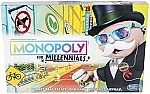 Monopoly for Millennials Board Game $7.50 (Reg. $20)