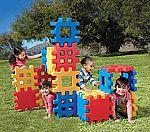 18-Piece Set Little Tikes Big Waffle Toddler Kid Construction Building Block Set $50 (Reg. $80)