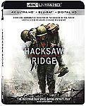 Hacksaw Ridge 4K (UHD + Bluray + Digital HD) $8