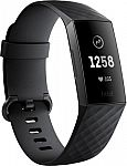 Fitbit Charge 3 Activity Tracker + Heart Rate $99.99 + $10 Best Buy Reward