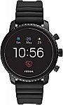 Fossil Men's Gen 4 Explorist Touchscreen Smartwatch (Latest) $150 (45% Off)