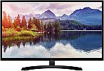 LG 32MP58HQ-P 32-Inch IPS Monitor with Screen Split $169.99