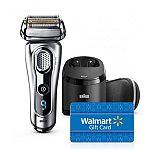 Braun Series 9 9290cc Men's Electric Shaver + $100 Walmart Gift Card $170 (After Rebate)