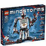 LEGO Mindstorms: EV3 Robot (31313) $279.44 and more