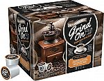 60-Count Grind On Caramel Macchiato Coffee Pods $9.99 (Org $30)