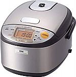 Zojirushi 3-Cup Induction Heating System Rice Cooker (Made in Japan) $178 (orig. $330)
