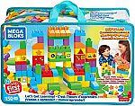 Mega Bloks Let's Get Learning Building Set (150 Pieces) $15