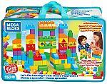 Mega Bloks Building Basics Let's Get Learning 150-Piece Set $15