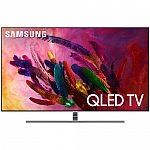 "Samsung QN55Q7FNA 55"" Q7FN QLED Smart 4K UHD TV (2018 Model) $897"