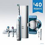 Braun Oral-B 8000 Electronic Toothbrush $55 After Rebate