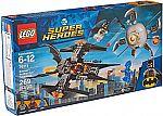 LEGO Super Heroes Batman: Brother Eye Takedown 76111 $16.15
