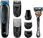 Braun Multi Grooming Kit MGK3045 7-in-1 Precision Trimmer for Beard and Hair Styling $24 & More