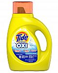 31-Oz Tide Simply +Oxi Liquid Laundry Detergent $1.39 & More