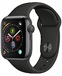 Apple Watch Series 4 (GPS) Various Colors from $339 (Save $60)