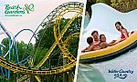 3-Day Admission to Busch Gardens Williamsburg & Water Country USA $53