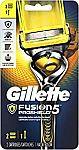 Gillette Fusion5 ProShield Men's Razor with 2 Razor Blade Refills $6.46 and more