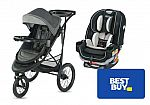 Free $50 Best Buy e-gift card with $100+ Graco purchase