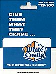 $50 White Castle Gift Card $40