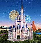 Disney World Mid-Day Magic Ticket Offer: 2-days: from $88 per day