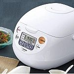 Zojirushi NS-WAC10-WD 5.5-Cup (Uncooked) Micom Rice Cooker $100