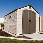 Lifetime 8' x 12.5' Outdoor Storage Shed $1099 Shipped