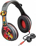 Incredibles 2 Kids' Wired Over-the-Ear Headphones $8.49 & More