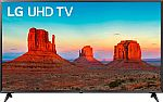 "LG UK6090PUA 50"" Smart 4K UHD TV with HDR $259 (New Google Express Customers)"