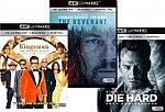 Select 4K UHD Movies: 2 for $20 (The Martian, Die Hard, Independence Day, Alien and more)