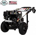 SIMPSON Cleaning PS3228 PowerShot Gas Pressure Washer Powered by Honda GX200 $396 and more