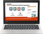 "Lenovo 130S 11.6"" Laptop (Celeron N4000 4GB 64GB) $129 + $10 Best Buy Reward"