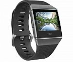 Fitbit Ionic, Charcoal/Smoke Gray $154.39