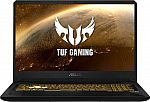 "Asus TUF 17.3"" Gaming Laptop (Ryzen 7 3750H 8GB 512GB SSD GTX 1650 4GB) $750 (or $730)"