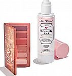 (Today Only) Macys -  50% Off Urban Decay Eyeshadow Palette & Too Faced Primer and Setting Spray + Free Shipping