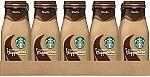 15-Count Starbucks Frappuccino, Mocha $11.95