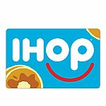 $25 iHOP Gift Card for  $20. Email Delivery