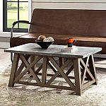 Better Homes and Gardens Granary Modern Farmhouse Coffee Table $36 (Org $120)
