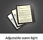 All-new Kindle Oasis - with adjustable warm light $249.99 + 6 months of Kindle Unlimited FREE