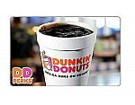 $25 Dunkin Donuts Gift Card $20 (Email Delivery)