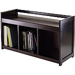 Winsome Wood Addison Entryway Storage Bench $39 (Org $150) & More