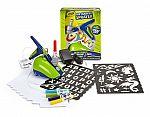 Crayola Air Marker Sprayer Set Airbrush Kit $6 (Reg. $20)