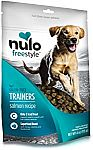 4-oz Nulo Puppy & Adult Freestyle Trainers Dog Treats (Salmon) $1.13 or Less