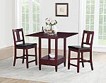Better Homes & Gardens Patterson Counter Height Dining Set $72.85