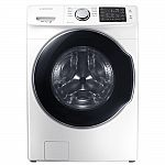 Samsung Washer & Dryers: 4.5 cu. ft. High Efficiency Front Load Washer with Steam $666 7.5 cu. ft. Electric Dryer $666 & More