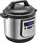 Insignia 8 Quart Multi-Function Pressure Cooker $40 (Org $120)