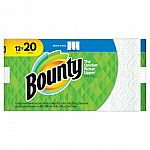 36-Ct Bounty Select-A-Size Mega Roll Paper Towels $40 + Get $10 Gift Card