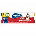 60-Ct Charmin Mega Rolls Toilet Paper $48 + Get $10 Target Gift Card